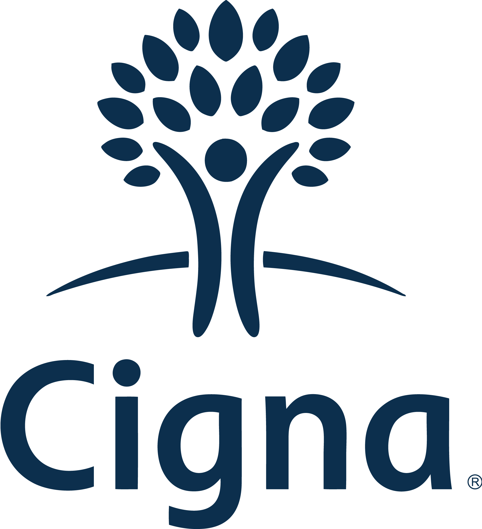 Cigna Logo Blue