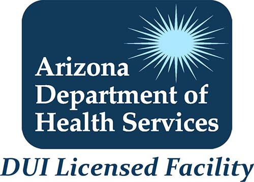 Arizona Department of Health Services - DUI Licensed Facility