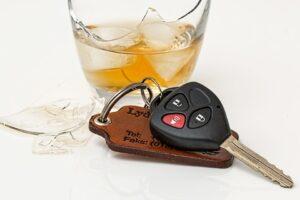 Broken Glass and Car Keys
